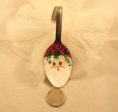 Spoon Santa