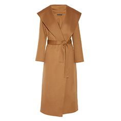Muna oversized wool wrap coat by The Row $4,990.00