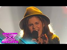 """Carly Rose Sonenclar's """"Rolling in the Deep"""" - THE X FACTOR USA 2012"""