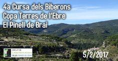 Aquest diumenge 5 de febrer 4a cursa dels Biberons a Pinell de Brai (Terra Alta) Copa Terres de l'Ebre.  2a cursa per muntanya puntuable del Circuit de Curses per muntanya de les Terres de l'Ebre.  #cursespermuntanya #cursapermuntanya #trailrunning #cota705 #cursadelsBiberons #TerraAlta #PinelldeBrai #circuitebre #terresdelebre #vidaactiva #ebreactiu