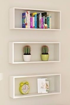 Using Shelves and Baskets to Organize your Bathroom Accessories Decor, Shelf Decor Bedroom, Shelves, Wall Shelves Design, Small Bedroom Decor, Bedroom Decor, House Interior Decor, Interior Design Bedroom, Bookcase Decor