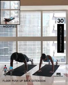 A full body HIIT workout — no equipment required Improve heart health, increase fat loss and strengthen and tone your muscles . Full Body Hiit Workout, Hitt Workout, Hiit Workout At Home, Gym Workout Videos, At Home Workouts, Workout Bodyweight, Workout Partner, Fitness Workouts, Fitness Workout For Women