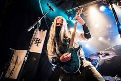 Aerendir - Twilight Force ⚫ Photo by Josefin Larsson ⚫ Copenhagen 2016 ⚫ #TwilightForce #music #metal #concert #gig #musician #Aerendir #guitar #guitarist #elf #performing #playing #mask #wow #warcraft #anime #tabard #bracers #dragon #fire #castle #blond #longhair #festival #photo #fantasy #magic #cosplay #larp #man #onstage #live #celebrity #band #artist #performing #Sweden #Swedish