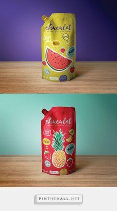 Chuculat by Agnieszka Szulc. Source: Daily Package Design Inspiration. #SFields99 #packaging #design