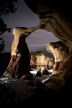 The Arch.....The Devil's Playground in Escalante, Utah