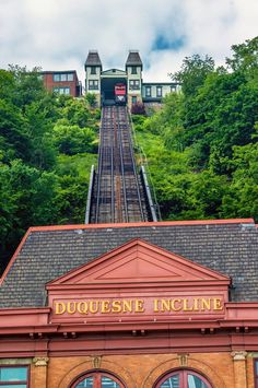 The Duquesne Incline retains more of its historic appeal than the Monongahela does.