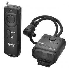 JYC RF Wireless Remote Focus + Shutter Release Trigger for Canon DSLR Digital Cameras