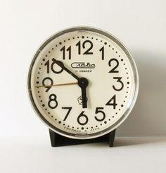 Vintage Alarm Clock, $27