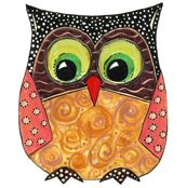 Need home decorating ideas? If you are looking for wall art in the form of posters or prints check out this collection of owl art prints Small Owl, Owl Fabric, Fabric Art, Owl Pictures, Owl Patterns, Wise Owl, Owl Print, Illustrations Posters, Spoonflower