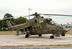 Mil Mi-24 Bulgaria - Air Force