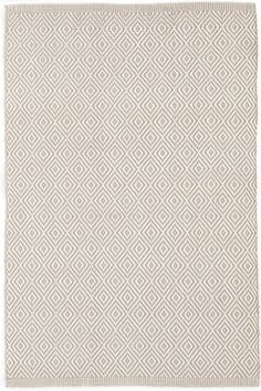 Weve updated our best-selling  Diamond indoor/outdoor rugs with a smaller pattern and timeless grey hue. With this durable, scrubbable, and bleachable area rug, diamonds really are forever!