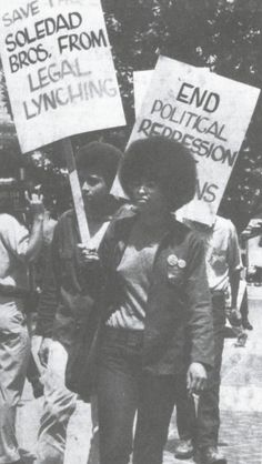 During the 1960s, the African American researcher, Angela Davis was an assistant professor in the philosophy department of UCLA while she was remarked as an active feminist, communist and a member of the Black Panther Party.