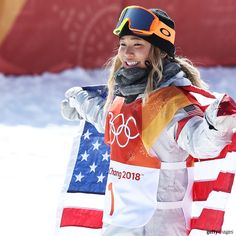 9a51e39ff58 Definition of ICONIC  topping your score on a victory lap!Congratulations Chloe  Kim! Us Olympics2018 Winter ...