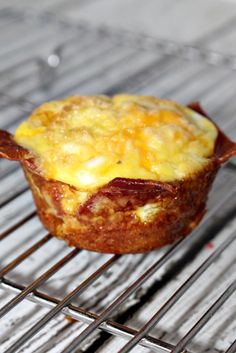 Bacon egg and cheese bites - super easy and crazy delicious!