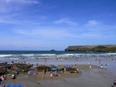 Not just good, but 'Excellent' – tests report on bathing water in North #Cornwall. #Beaches