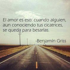 El amor es eso: