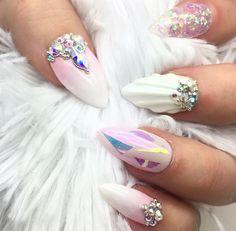Nails by @DippyCowNails #VacationNails