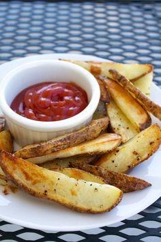 The Best Oven Fries. - Bet On Dinner