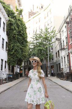 THE LACE DRESS (Washington Mews. Greenwich Village, New York City) // ATLANTIC PACIFIC - BLAIR EADIE