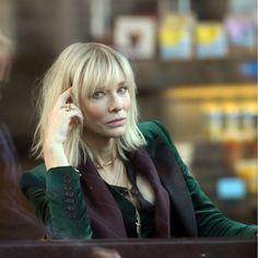 ❤️❤️#cateblanchett Manifesto Cate Blanchett, Ocean's Eight, Oceans 8, Good Hair Day, Great Hair, Cate Blanchett Films, Jessica Chastain, Hair Today, Fine Hair