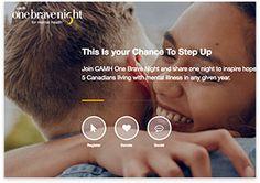 screenshot of One Grave Night Mental Illness, Brave, Mental Health, Teaching, Night, Learning, Education