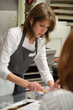 Sugar Dot Cookies: Dotty - a great baker & blogger