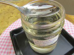 Azúcar invertido Para preparacion de helados y pasteles