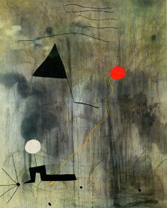 Joan Miró, The Birth of the World