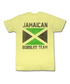 Jamaican Bobsled Team Tee