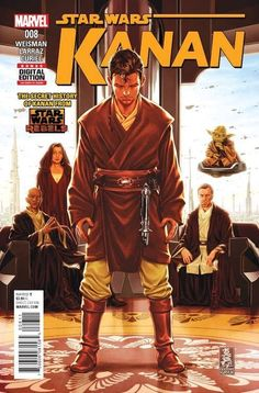 Star Wars: Kanan The Last Padawan (2015) Issue #8