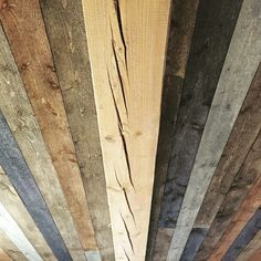 rustic roof