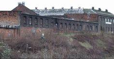 Old Industrial Site | Industrial Building Overlooking the Glasgow-Edinburgh Railway