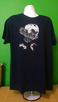 #Owls Men's XL T-Shirt 100% cotton Fruit of the Loom Graphic Tee Short Sleeve #ebay