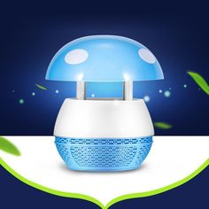 TOP Safe USB Mosquito Killer Lamp Light Flycatcher Zapper Household Electric LED -- BuyinCoins.com