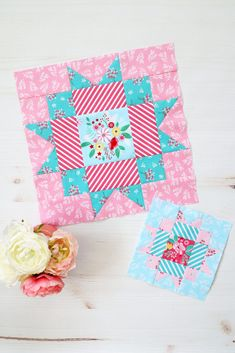 Easy Maple Star Quilt Block - RBD Block Challenge | Classic Quilt Block
