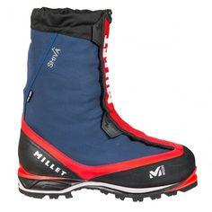 CHAUSSURES SHIVA MILLET La chaussure Shiva a été élaborée pour les expéditions. Extrêmement légère et précise, 100% protectrice, elle est dédiée aux ascensions des 5000/6000m... Shiva, Sport, Escalade, G 1, Climbing Shoes, Mountaineering, Gore Tex, Your Shoes, Rubber Rain Boots