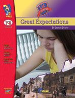 Great Expectations Lit Link Gr. 7-8: Novel Study Guide. Download it at Examville.com - The Education Marketplace. #scholastic #kidsbooks @Karen Echols #teachers #teaching #elementaryschools #teachercreated #ebooks #books #education #classrooms #commoncore #examville