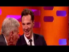 Benedict Cumberbatch Interview on The Graham Norton Show (Full) - It's a little over 18 minutes long BUT OMG prepare to die from laughing.