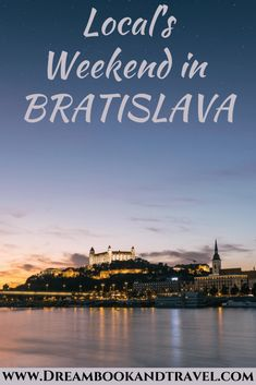 Things to do in Bratislava from a local. This complete Bratislava, Slovakia itinerary covers Bratislava sights, Bratislava food, as well as the best places to stay in Bratislava. Insider's tipps for an unforgettable weekend in Bratislava, Slovakia! #bratislava #slovakia #europe #itinerary #cityscape # castle Europe Travel Guide, Europe Destinations, Amazing Destinations, Travel Guides, Outfits Winter, Outfits Spring, Best Places To Travel, Cool Places To Visit, Places To Go