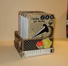 box journal