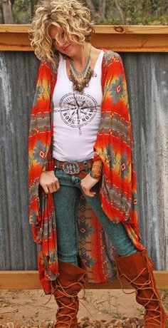 Junk Gypsy... LOVE this WHOLE look...