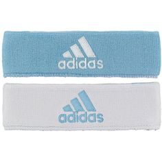 Adidas Interval Reversible Headband (£9.12) ❤ liked on Polyvore featuring accessories, hair accessories, fillers, blue, headbands, blue fillers, adidas headbands, sport headbands, hair bands accessories and head wrap headbands