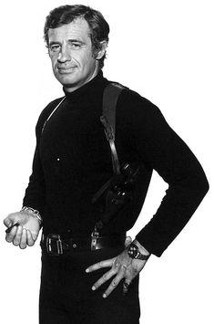 Jean-Paul Belmondo wears a Rolex Cosmograph Daytona watch Paul Newman, Hollywood, Jeanne Moreau, Celebrity Stars, Andy Garcia, Alain Delon, Marlon Brando, Robert Redford, Best Actor