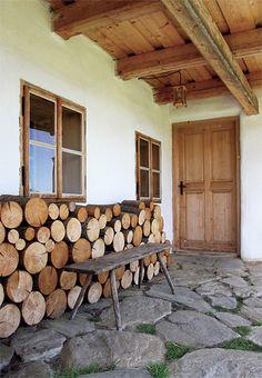 Speciál Než vstoupíme do domu: K domu patří zápraží   Chatař & Chalupář