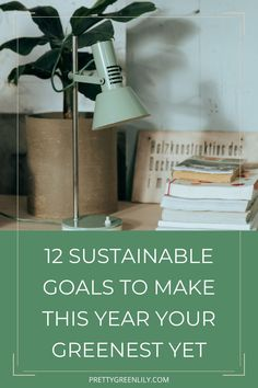 Every year should be greener and fairer than the previous one and there's a lot you can do to fight for sustainability. Going low waste, buying less and buying smarter, starting that composting bin, getting more plants or going flexitarian. There are hundreds of ways to make your life greener with way less effort than you might think. These are 12 eco-friendly resolutions or goals to keep all year long and every year after this one too! #sustainableliving | via @prettygreenlily I Love New Year, Declutter Your Life, Circular Economy, Minimalist Lifestyle, Composting, Pretty Green, Slow Living, Inspirational Books, Natural Life