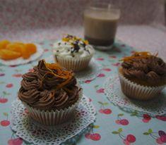une ribambelle d'histoires, projet 52 2018 semaine 8 , goûter, cupcake orange, recette Cupcakes, Desserts, Food, Food Porn, Recipe, Kitchens, Tailgate Desserts, Cupcake Cakes, Deserts