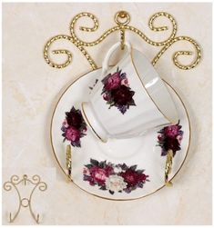 Could use to hang my anthropologie teacup set???