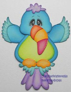 would be cute in fun foam Scrapbook Paper Crafts, Scrapbook Cards, Scrapbook Images, Folder Decorado, Diy Paper, Paper Art, Punch Art, Paper Punch, Paper Piecing Patterns