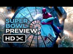 The Amazing Spider-Man 2 - Super Bowl PREVIEW (2014) - Emma Stone Movie HD