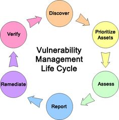 The Vulnerability Management Life Cycle is intended to allow organizations to identify computer system security weaknesses; assess, report, and remediate the weaknesses; and verify that they have been eliminated. End Of Life, Prioritize, Verify, Life Cycles, Vulnerability, Assessment, Software, Cancer, Management